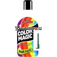 Barevný vosk Color Magic bílý 500ml