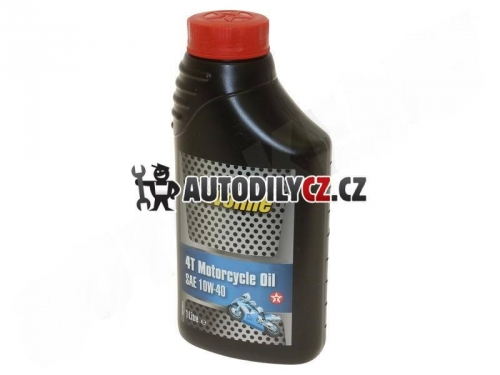 Havoline 4T Motorcycle Oil - 1 litr