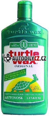 Turtle Wax tekutý vosk Original 500ml