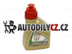 Castrol Fork Oil Synthetic 5W 0,5 lt